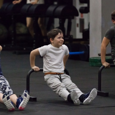 "Секция ""CrossFit Junior"" $$"